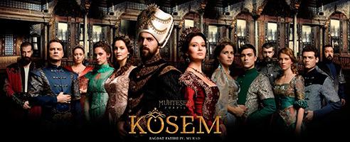2 сезон кёсем султан фото